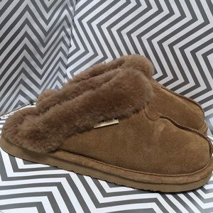BearPaw Loki II Slippers size 8